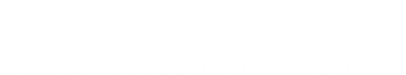 Auburn Community Hospital Footer Logo