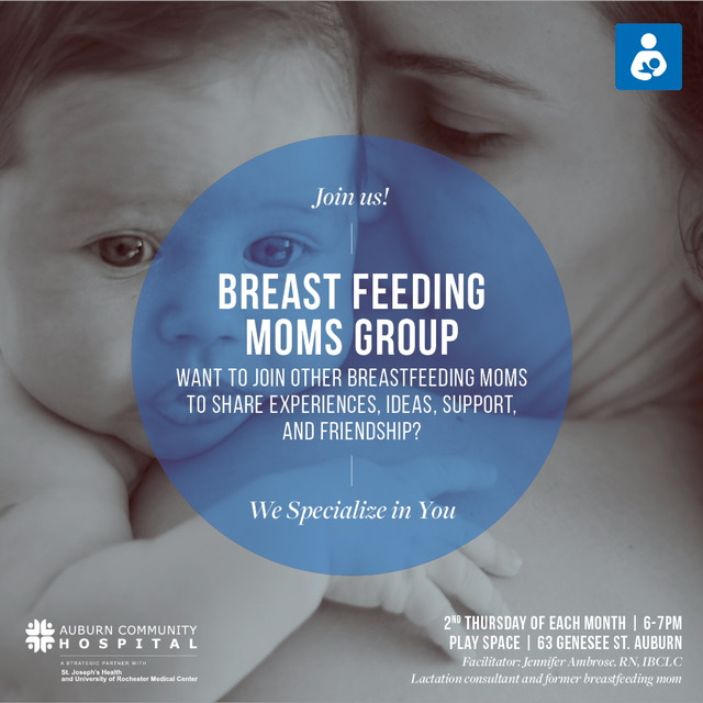 Breastfeeding Moms Group