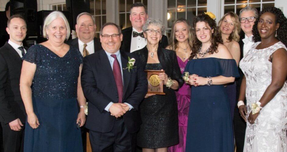 9th Annual Gala & Honors The Women's Health Team