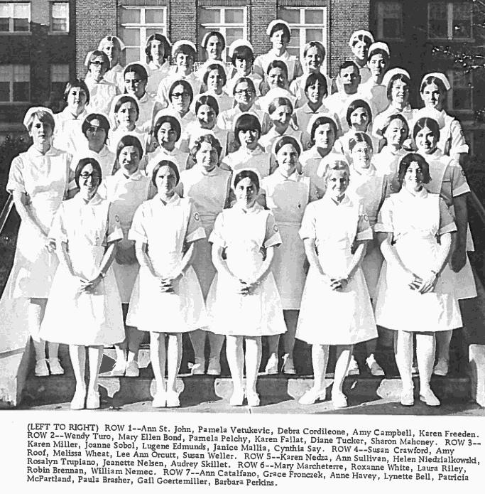 'Absolutely no regrets': 40 years later, Auburn nurse recalls hospital school's last class