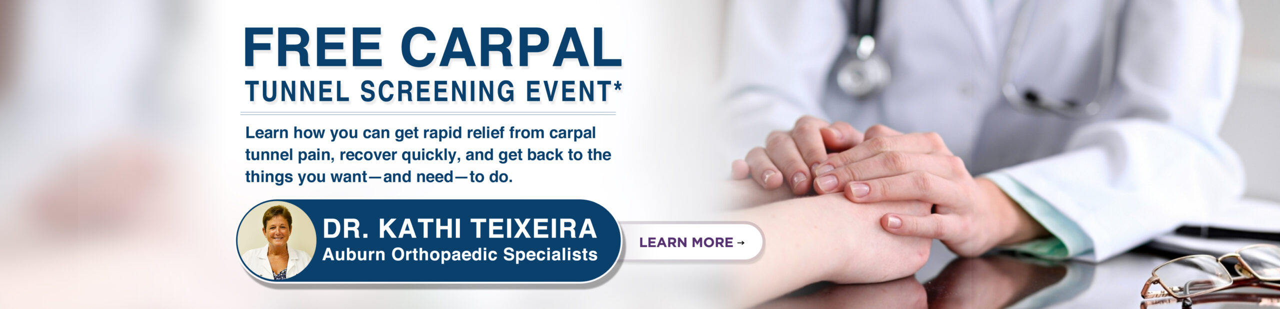 Carpal Tunnel Event